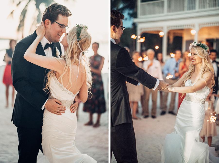 florida keys wedding photos