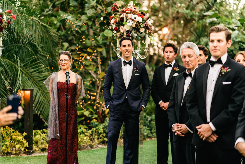 tropical wedding photos